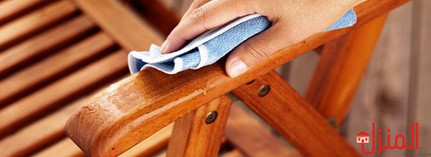 طريقة تنظيف العفش بالمنزل