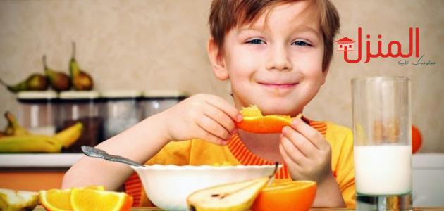 أهمية تناول البرتقال