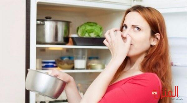 تخلصي من الروائح الكريهه في المطبخ والحمام