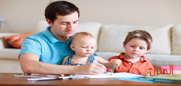 نصائح لتربية الاطفال