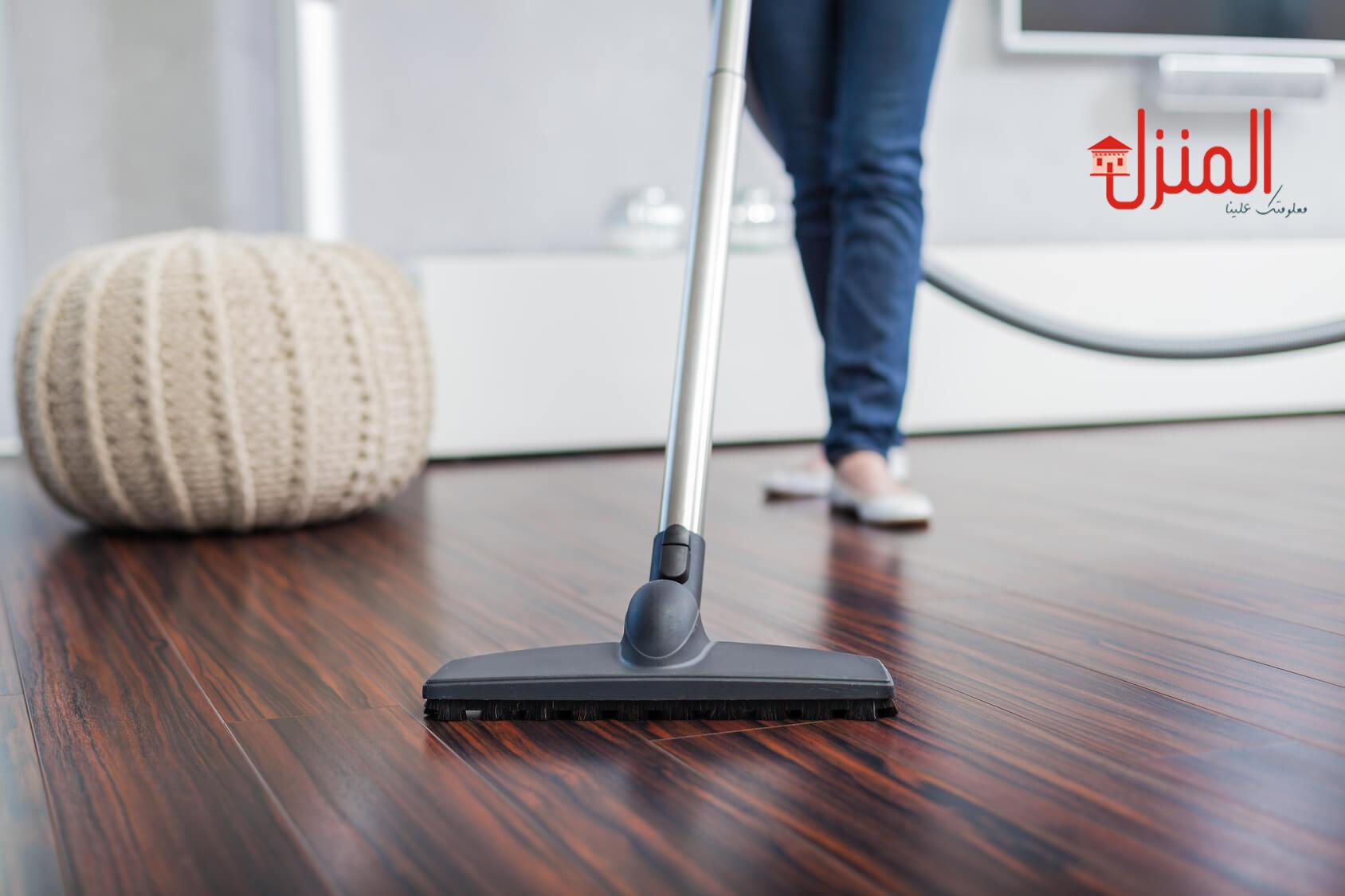 كيفية وضع جدول لتنظيف المنزل