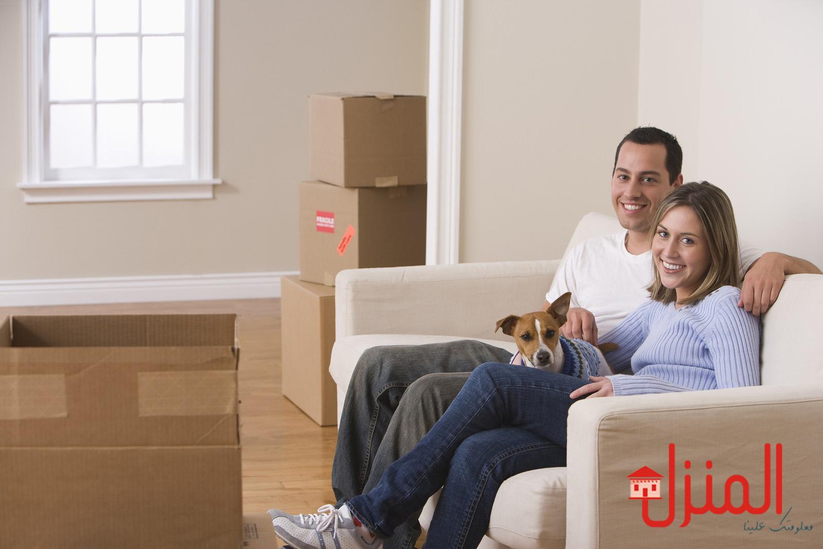 طرق تجعل الانتقال إلى منزل جديد أكثر سهولة
