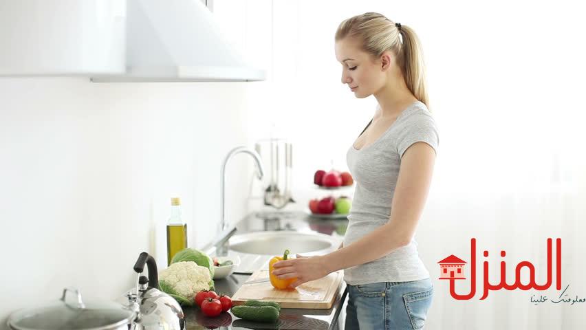 حيل بسيطه لتسهيل العمل بالمطبخ