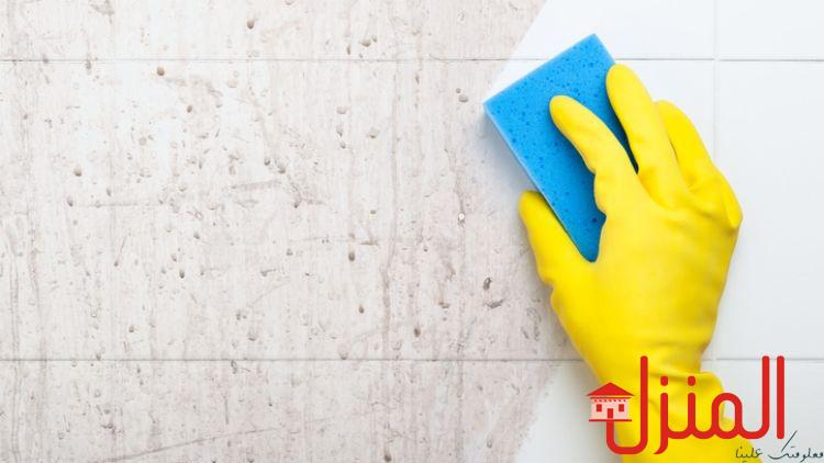 كيف ترتب خطوات التنظيف