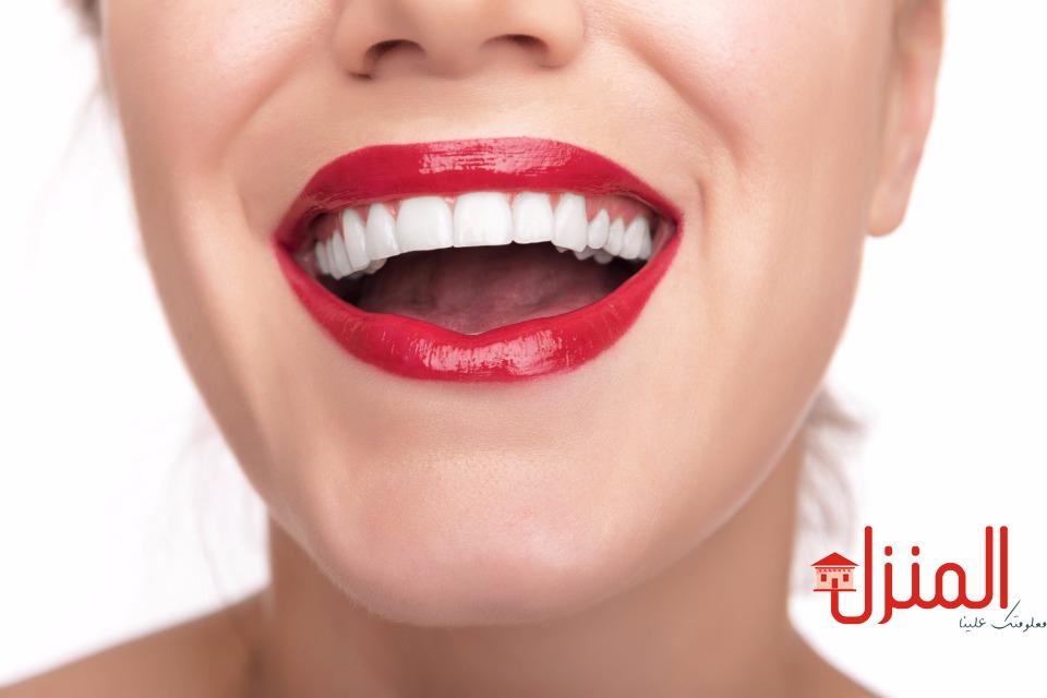 وصفات طبيعيه لتبيض الاسنان