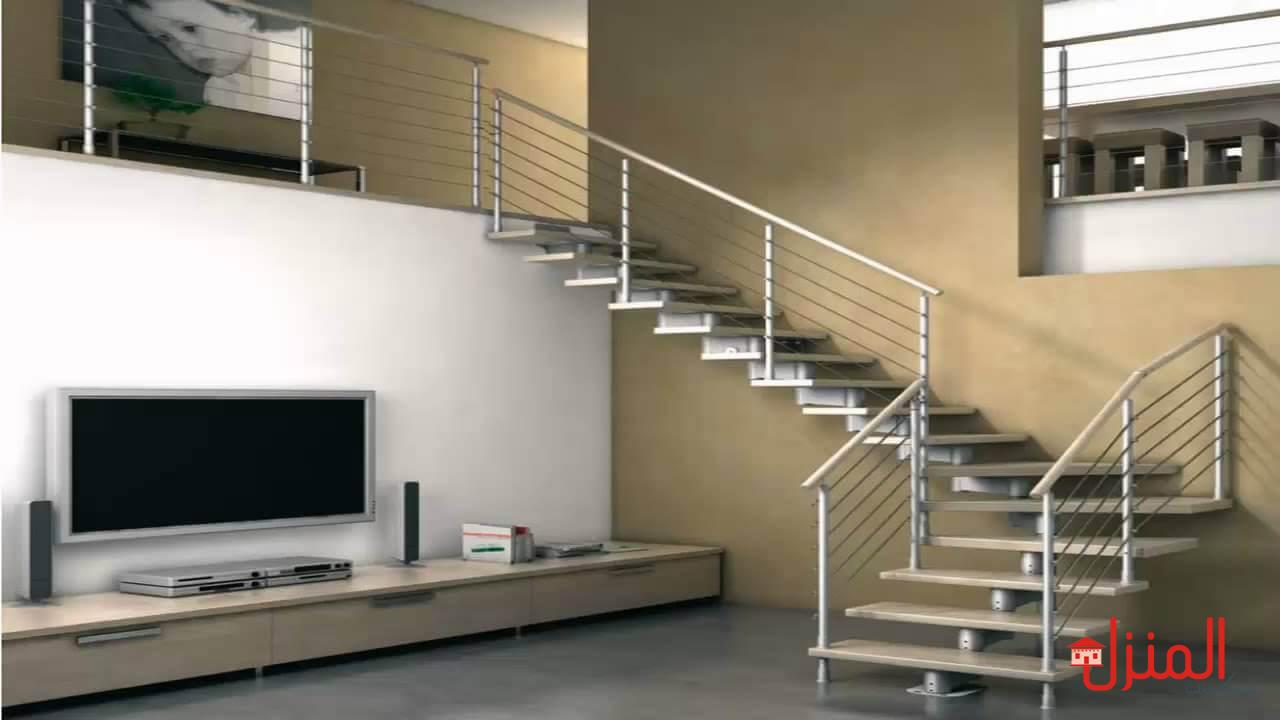 تنظيف السلالم