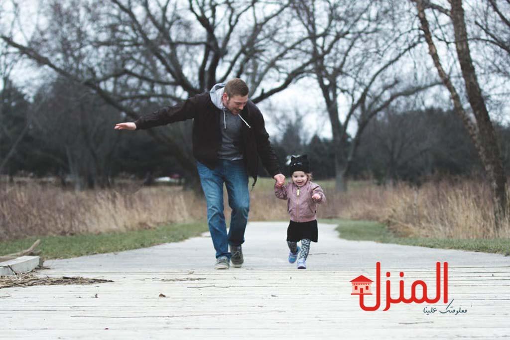 العلاقة مع طفلك وتقويتها