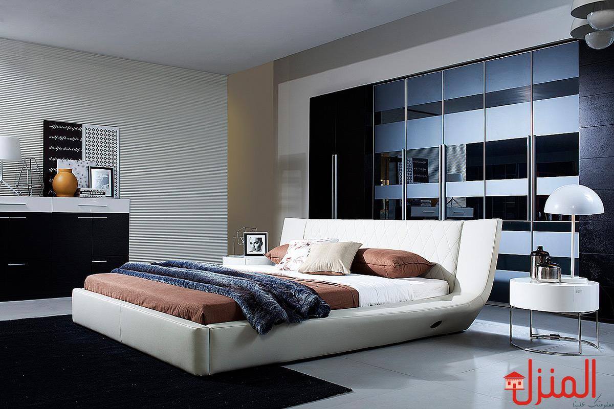 اثاث غرف النوم على احدث طراز
