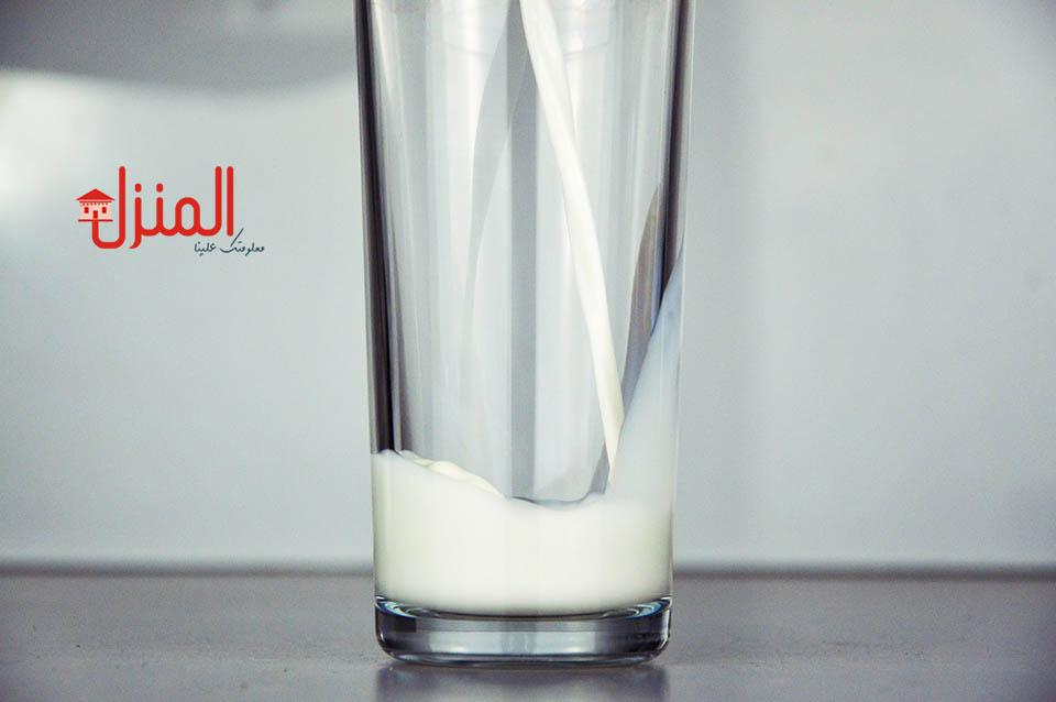 الحليب كامل الدسم وفوائده