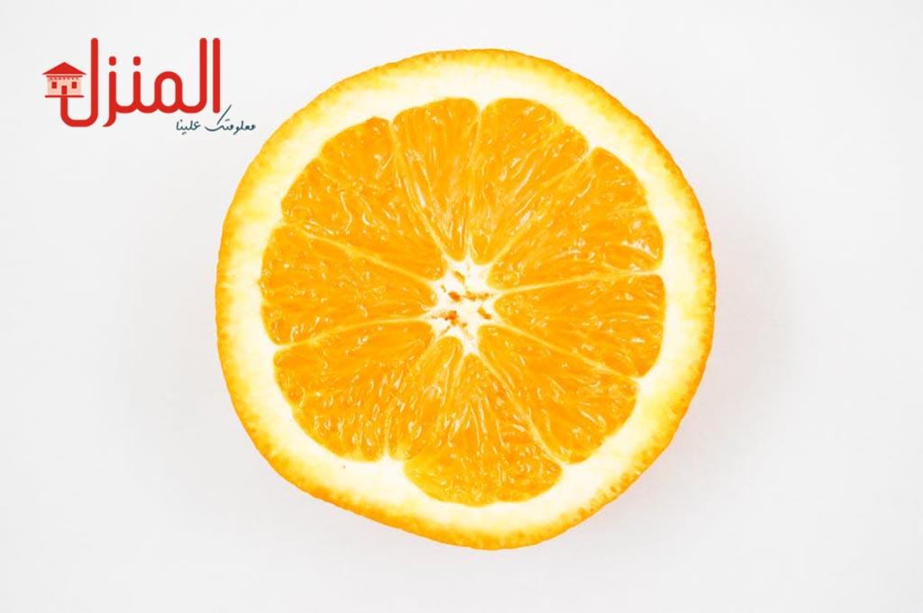 البرتقال وفوائد قشره