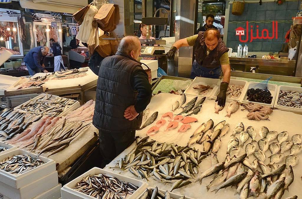 الأسماك..أهميتها لصحة للإنسان