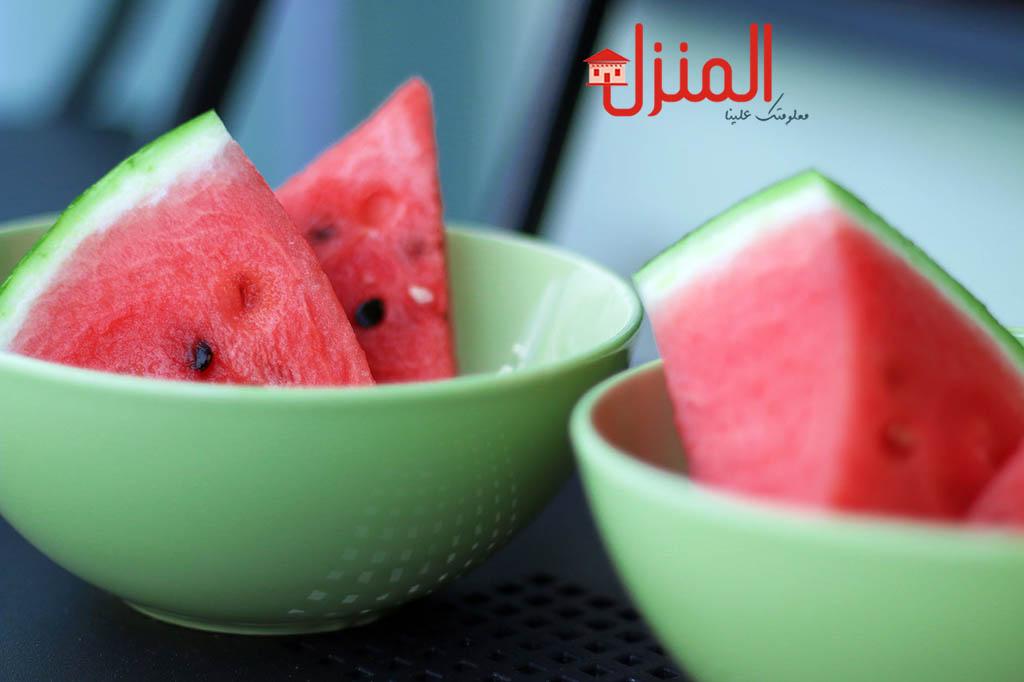 أطعمة لمقاومة حرارة الصيف