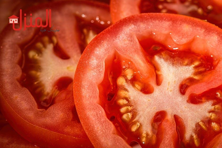 ثمرة الطماطم وأهميتها الغذائية