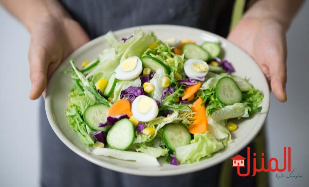 نظام غذائي يساعدك في فقدان الوزن