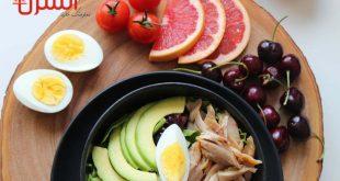 كيف تحصل على نظام غذائي صحي يومي