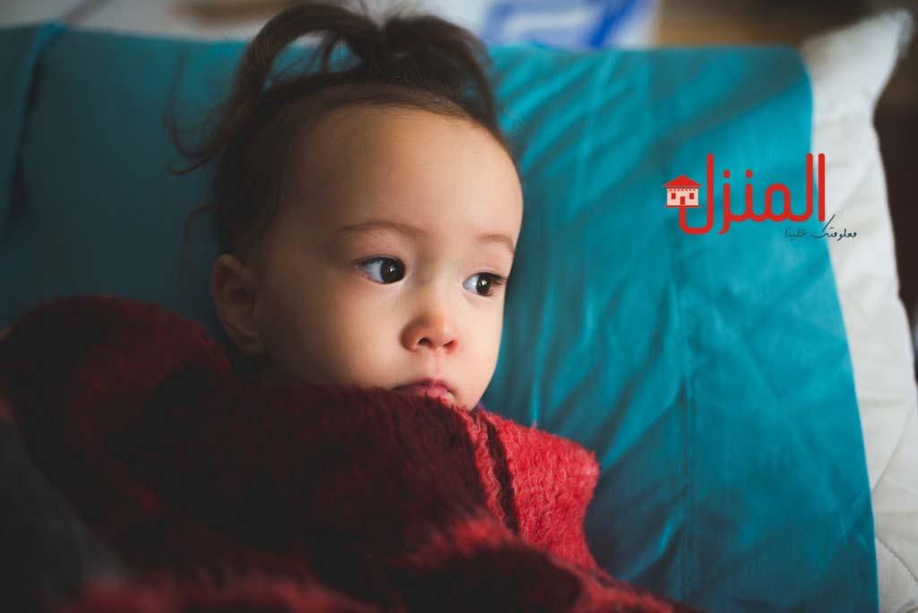 أسباب المغص وتقلصات المعدة عند الأطفال