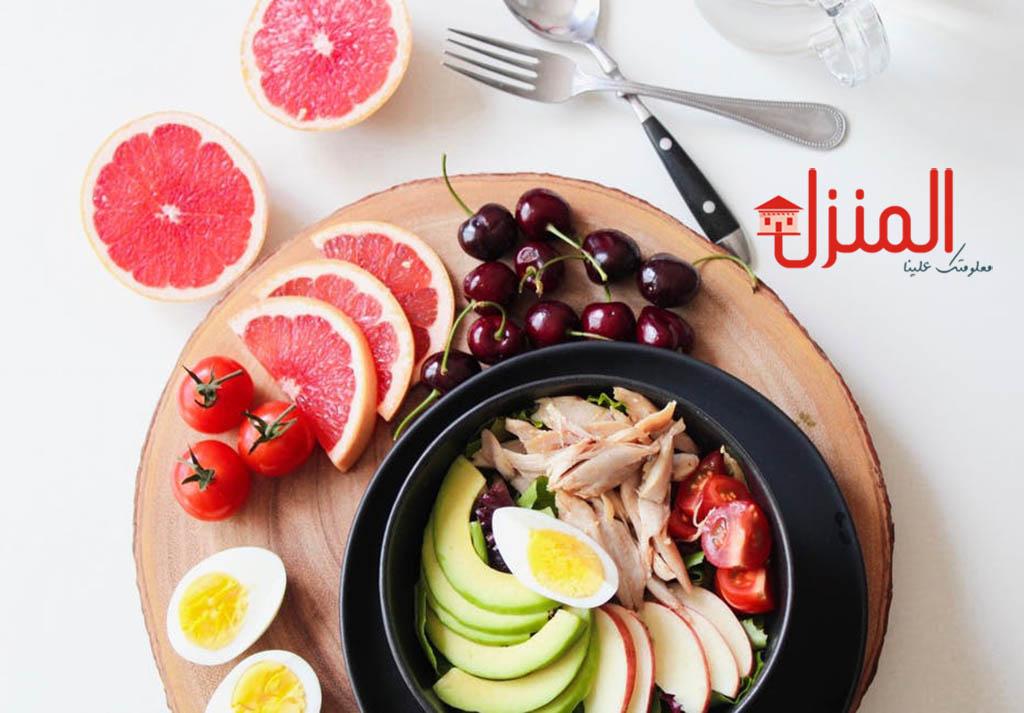 الغذاء الصحي وأهمية للإنسان
