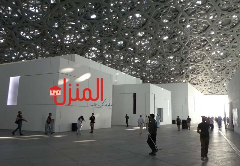مناطق الجذب السياحي الثقافية بأبو ظبي
